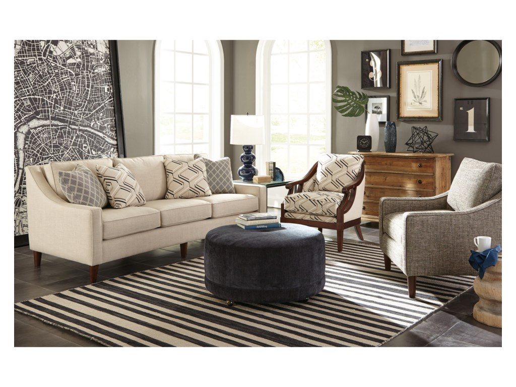 Craftmaster 7696Living Room Group