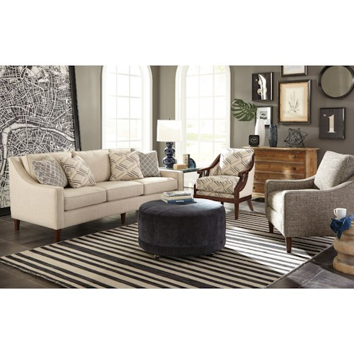 Craftmaster 7696 Living Room Group