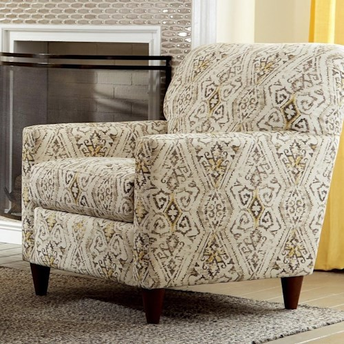 Craftmaster 770450 Contemporary Chair
