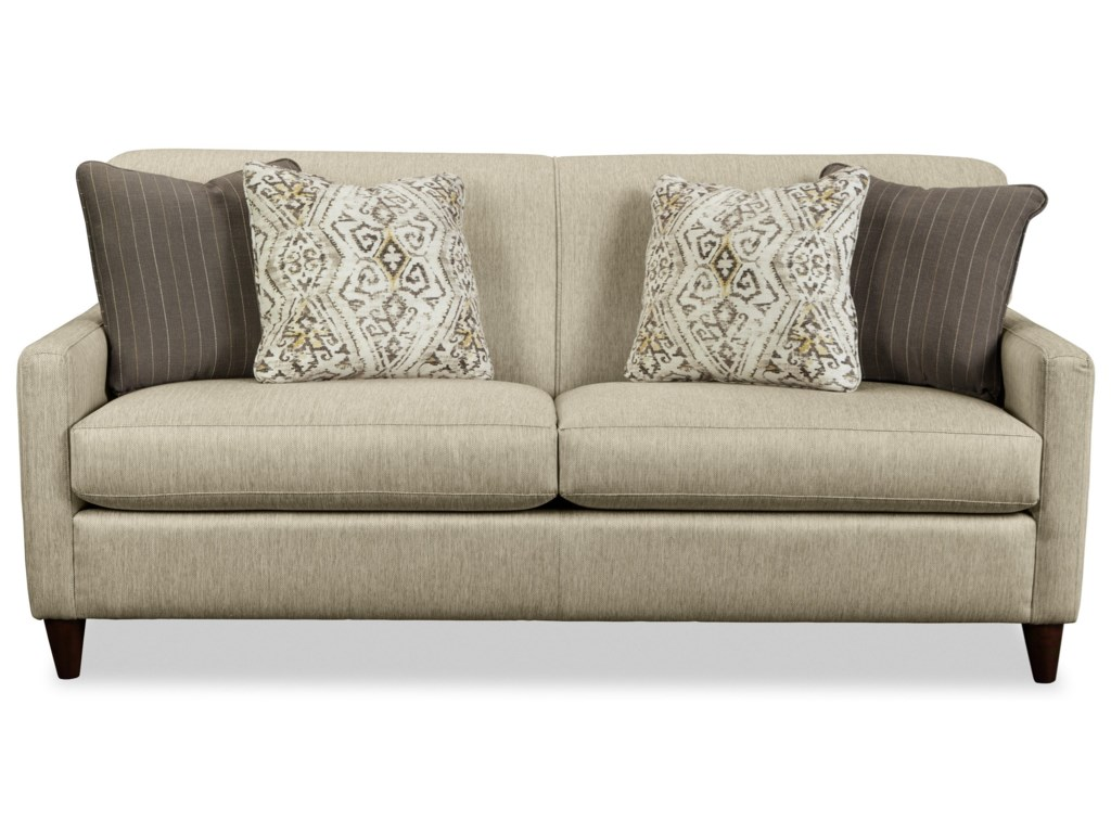 Craftmaster 770450Apartment-Size Sofa
