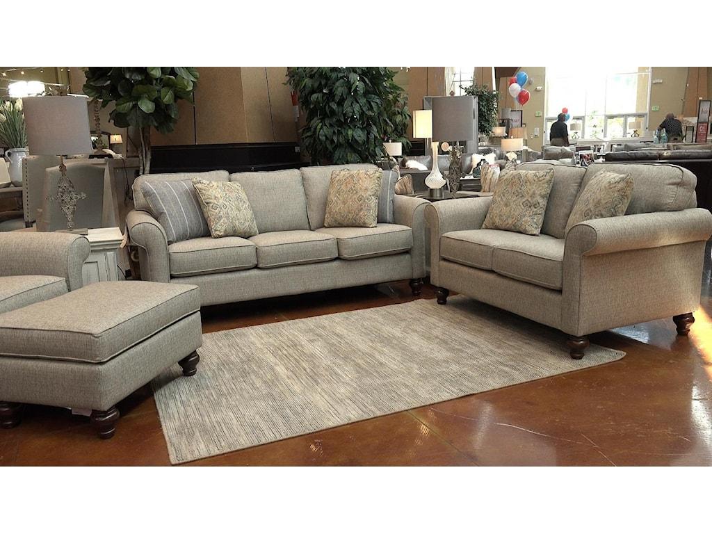 Craftmaster OconnerSleeper Sofa