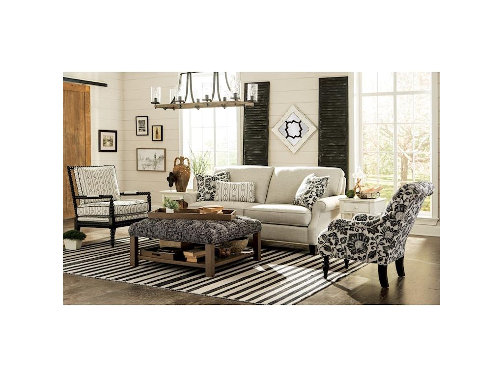 Craftmaster 77452/2 Sofa