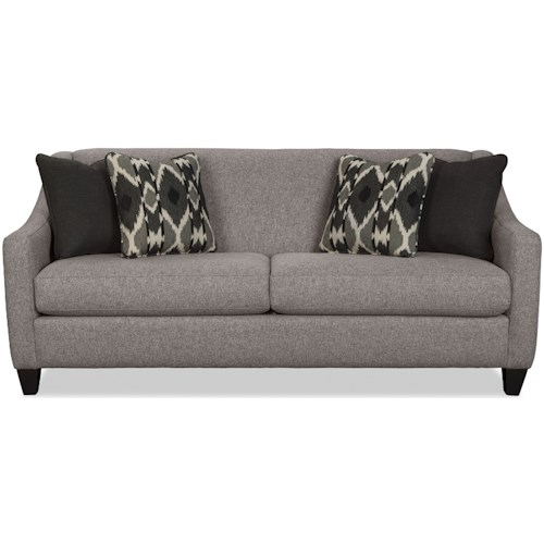 Craftmaster 776950 Contemporary Queen Sleeper Sofa