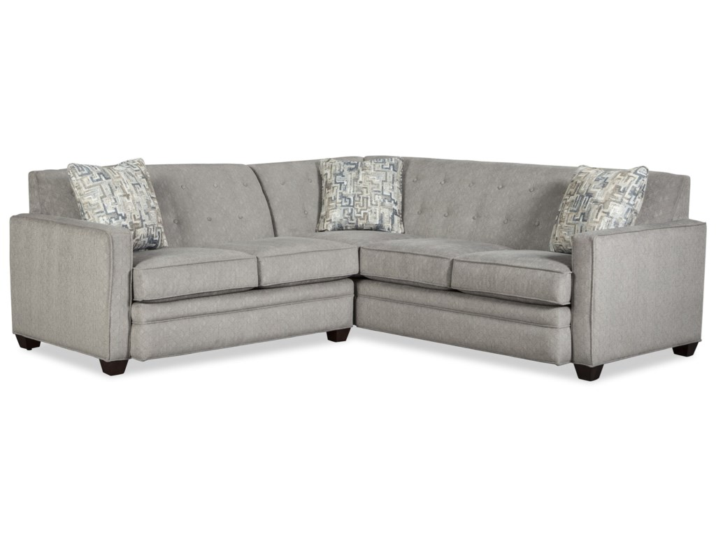 Craftmaster 7771502 Pc Sectional Sofa