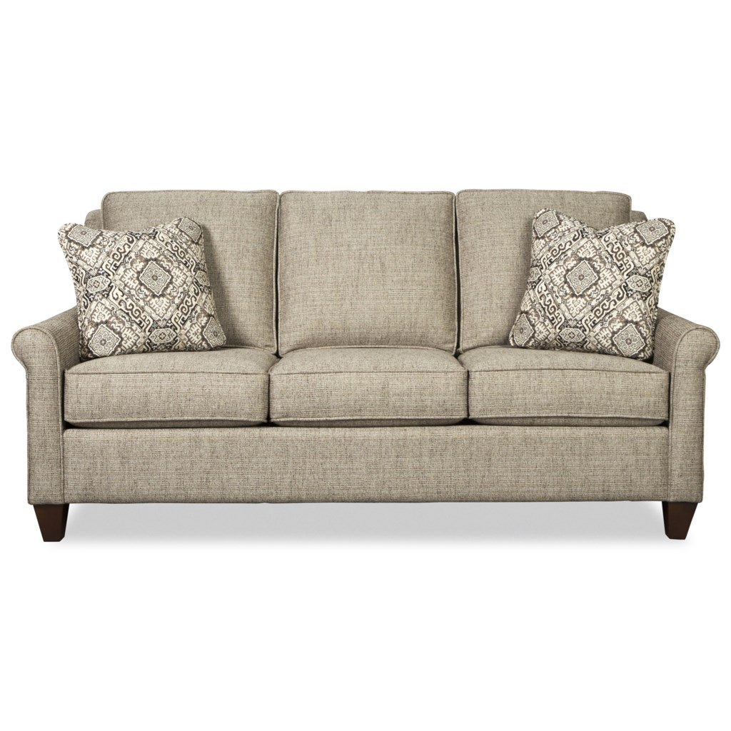 Craftmaster 784850 Casual 79 Inch Sofa Miskelly Furniture Sofas