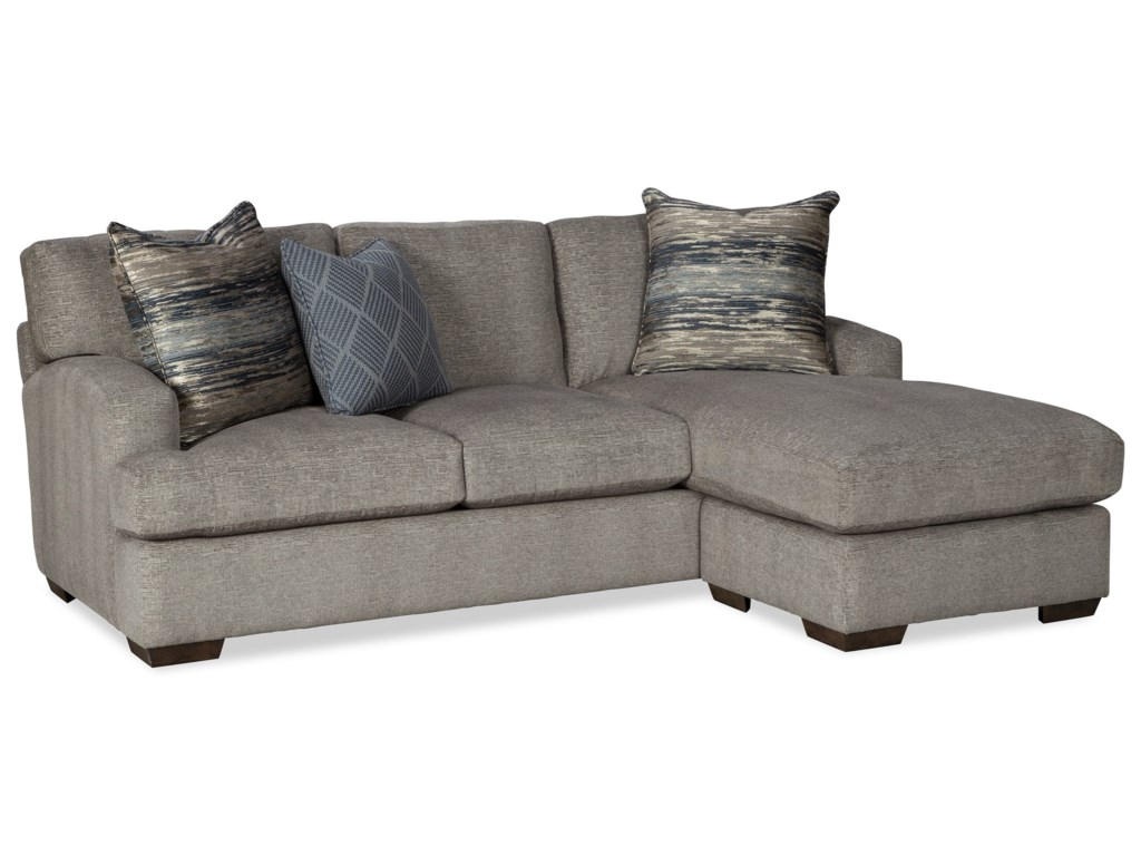 Hickorycraft 785350Sofa w/ Chaise