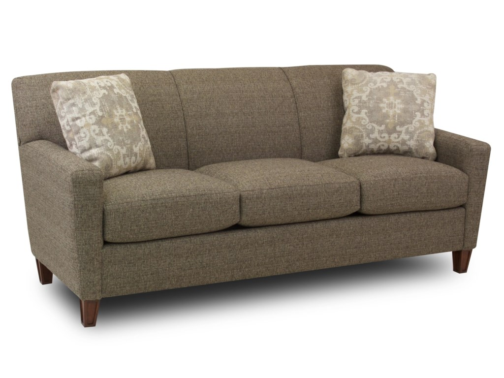 Hickory Craft LanaContemporary Sofa