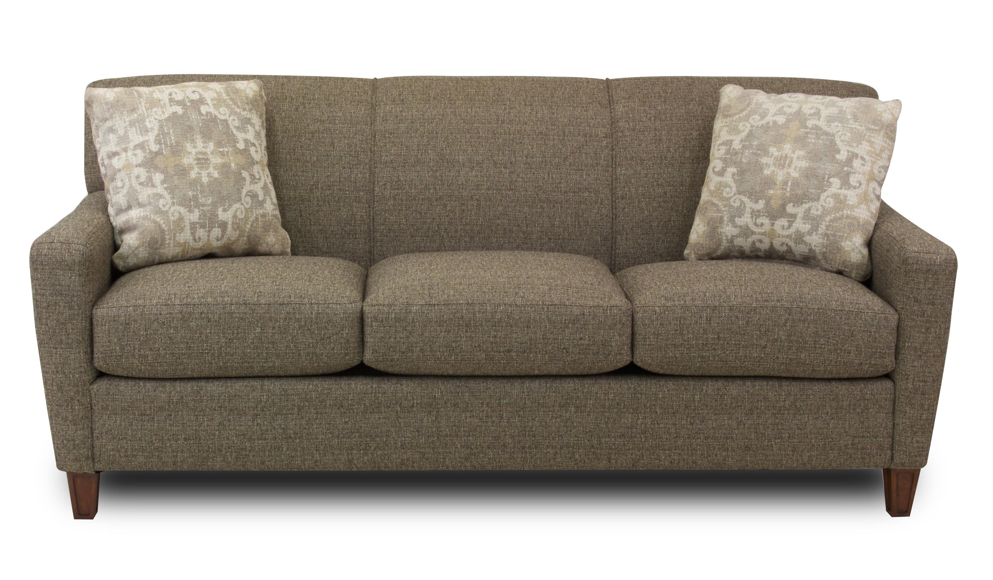 Hickory Craft LanaContemporary Sofa ...