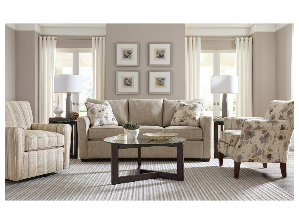 Craftmaster 790950Queen Sleeper Sofa