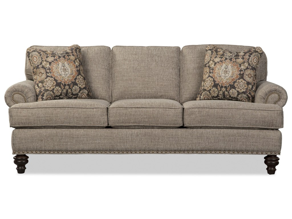 Craftmaster 791450Sofa with Queen Sleeper
