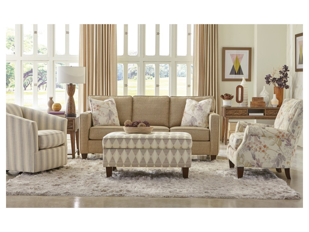 Craftmaster 791950Apartment Sofa