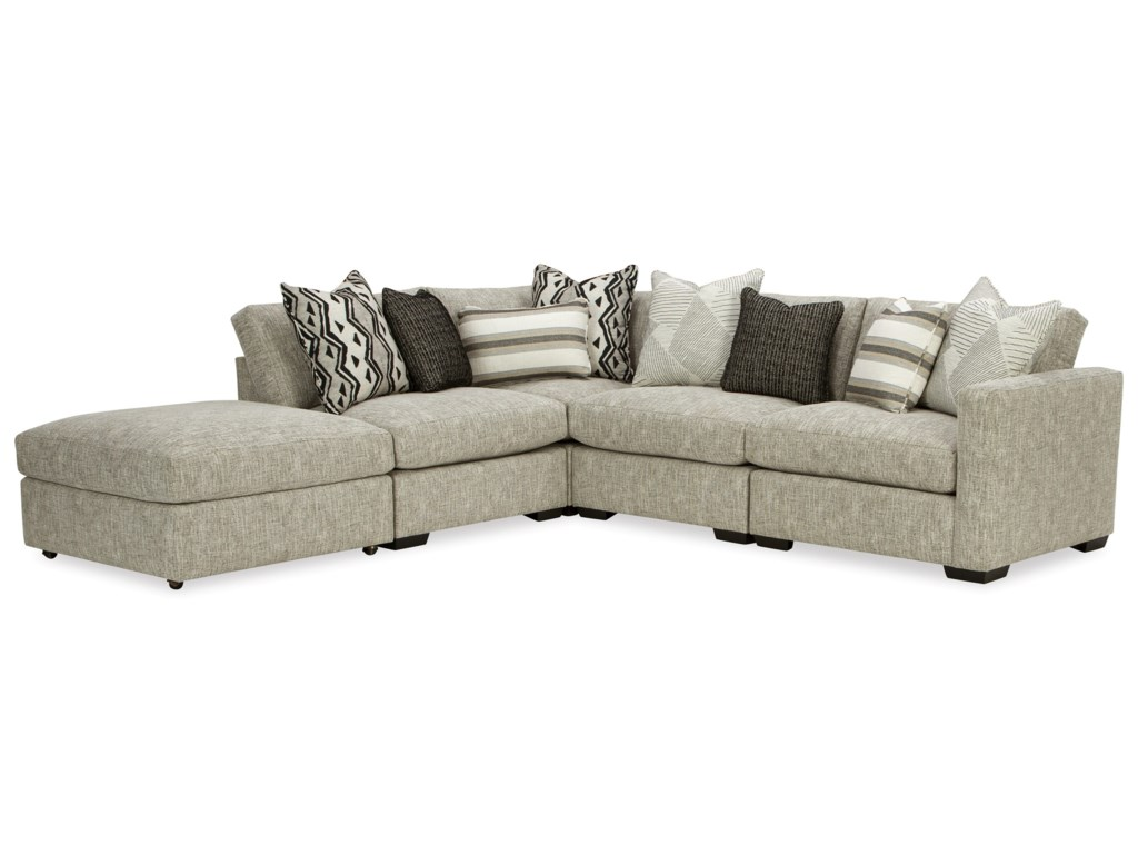 Craftmaster 792750BD5-Piece Sectional Sofa