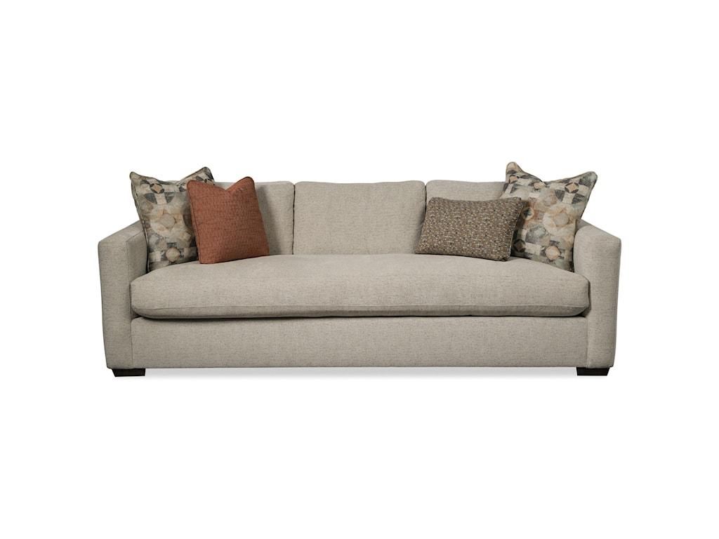 Craftmaster 792750BDBench Cushion Sofa