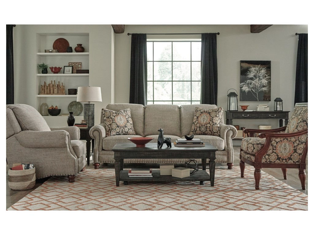 Craftmaster 794550Living Room Group