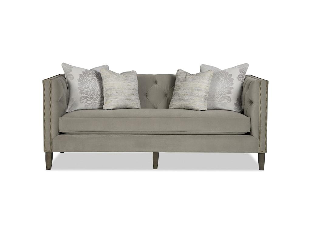 Craftmaster 795650BDBench Sofa