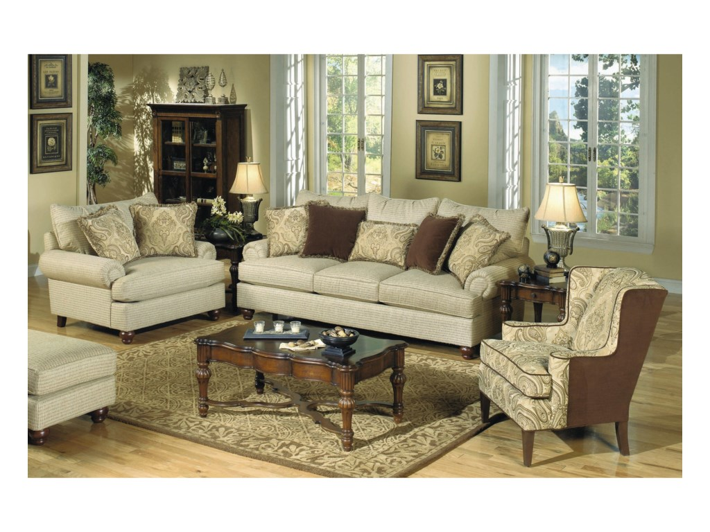 Craftmaster 797050BDLiving Room Group