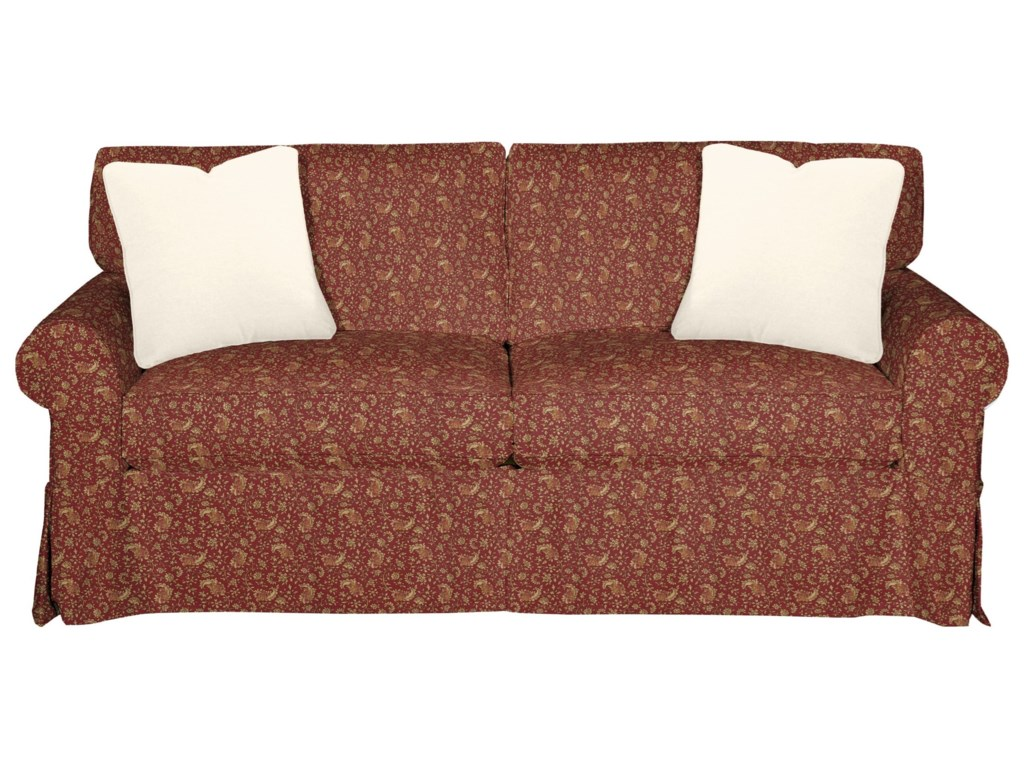 Craftmaster 9228Sleeper Sofa w/ Innerspring Mattress