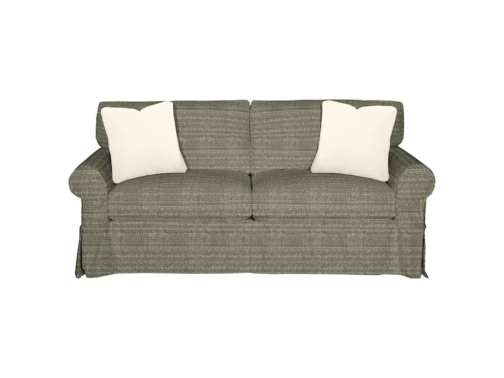 Craftmaster 9228Sleeper Sofa w/ Innerspring Mattress