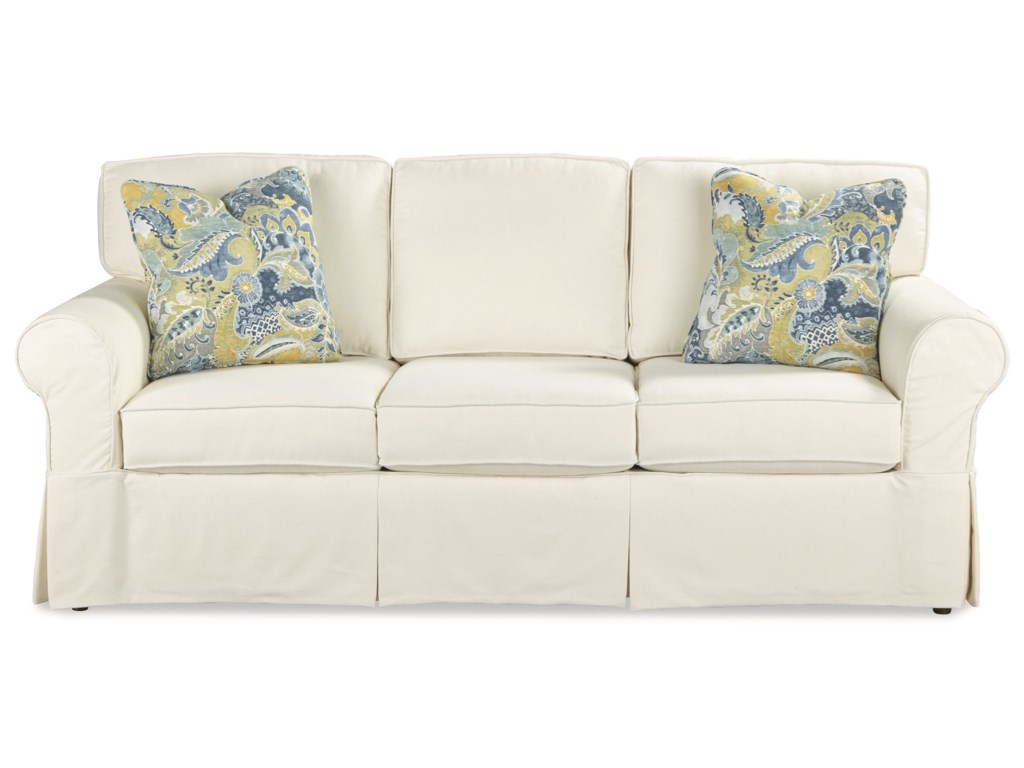 Craftmaster 9229Queen Sleeper Sofa w/ Innerspring Mattress