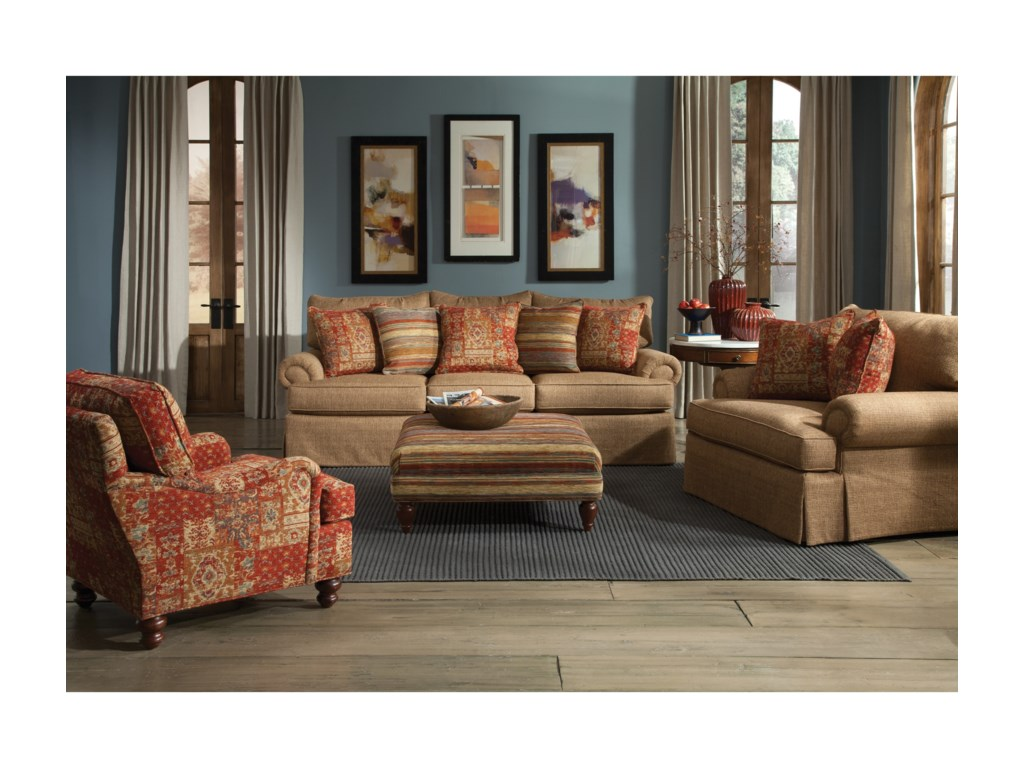 Craftmaster 927550BDLiving Room Group