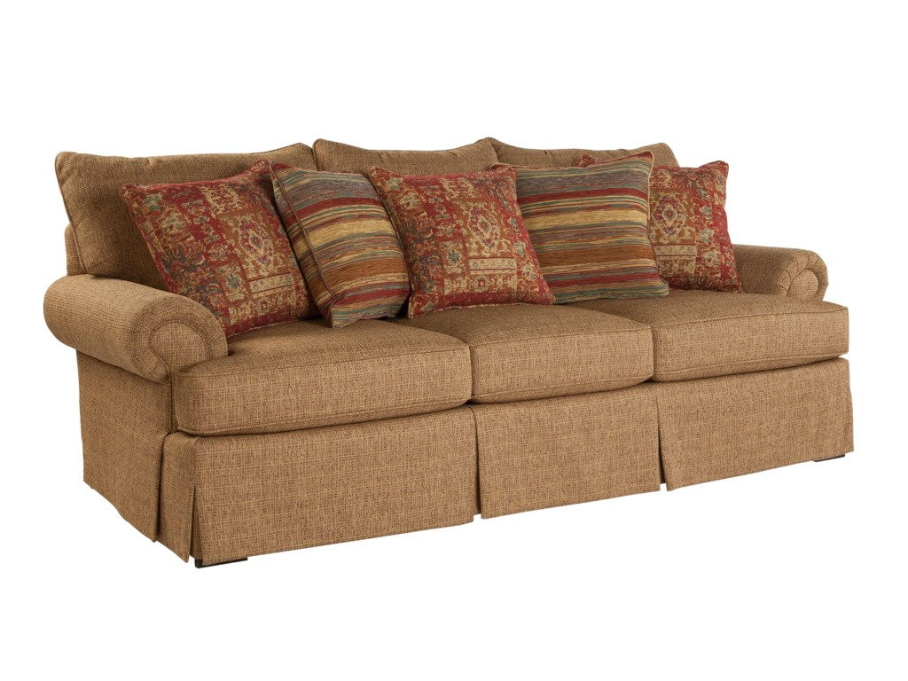 Craftmaster 9275Loose Pillow Back Sofa