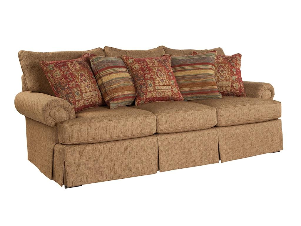 Craftmaster 9275Loose Pillow Back Sofa