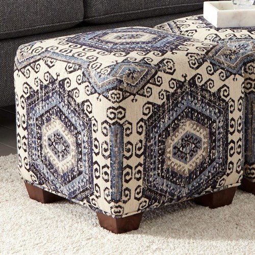 Cozy Life 0988 Contemporary Ottoman