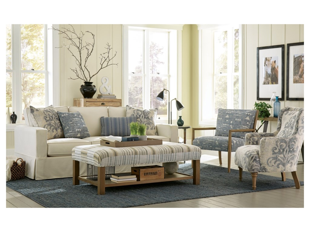 Craftmaster 989150Queen Sleeper Sofa