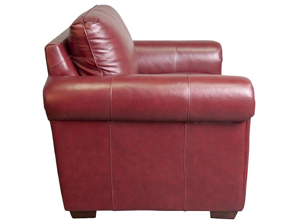 Craftmaster BjornBjorn Leather Chair
