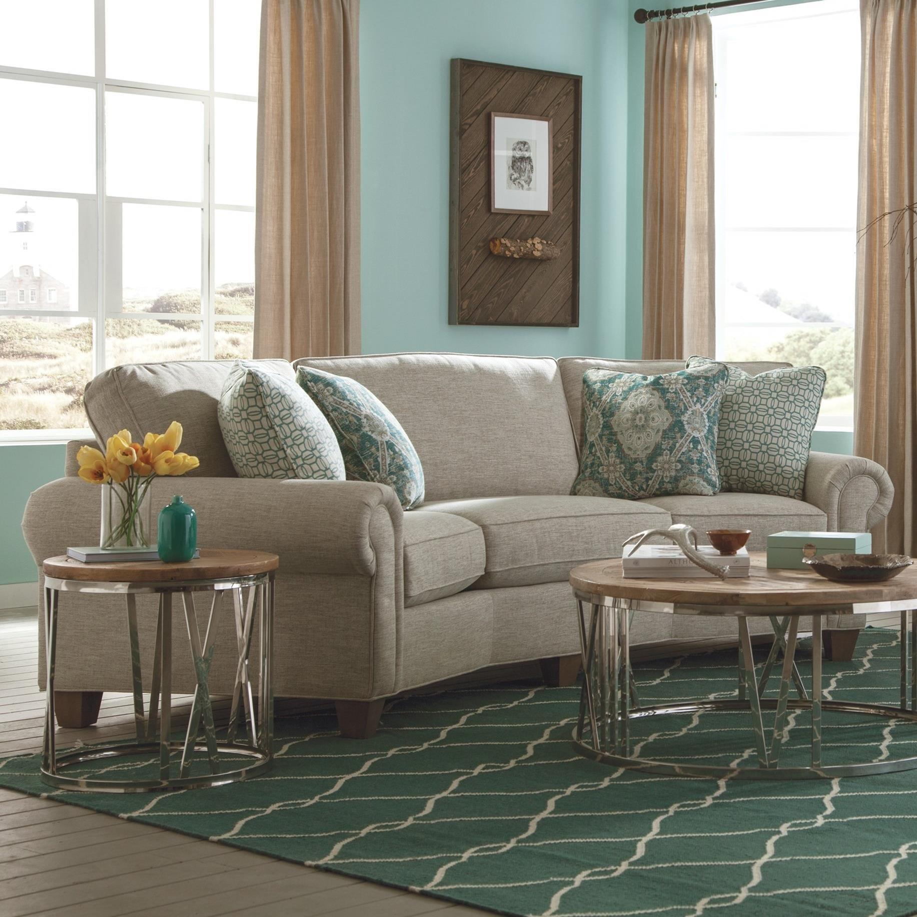 craftmaster c9 custom collection customizable conversation sofa rh broyhillofdenver com