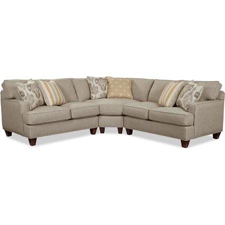 3 Pc Sectional Sofa