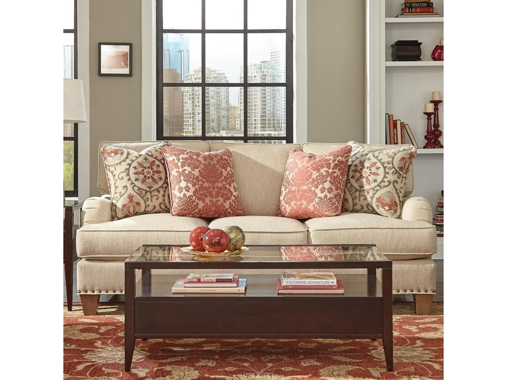 Craftmaster C9 Custom Collection<b>Custom</b> 3 Seat Sofa