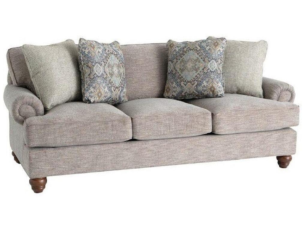 Craftmaster C9 Custom CollectionCustom 3 Seat Sofa