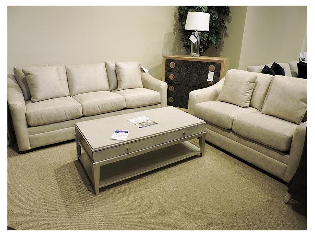 Craftmaster ClearanceShallow Depth Sofa