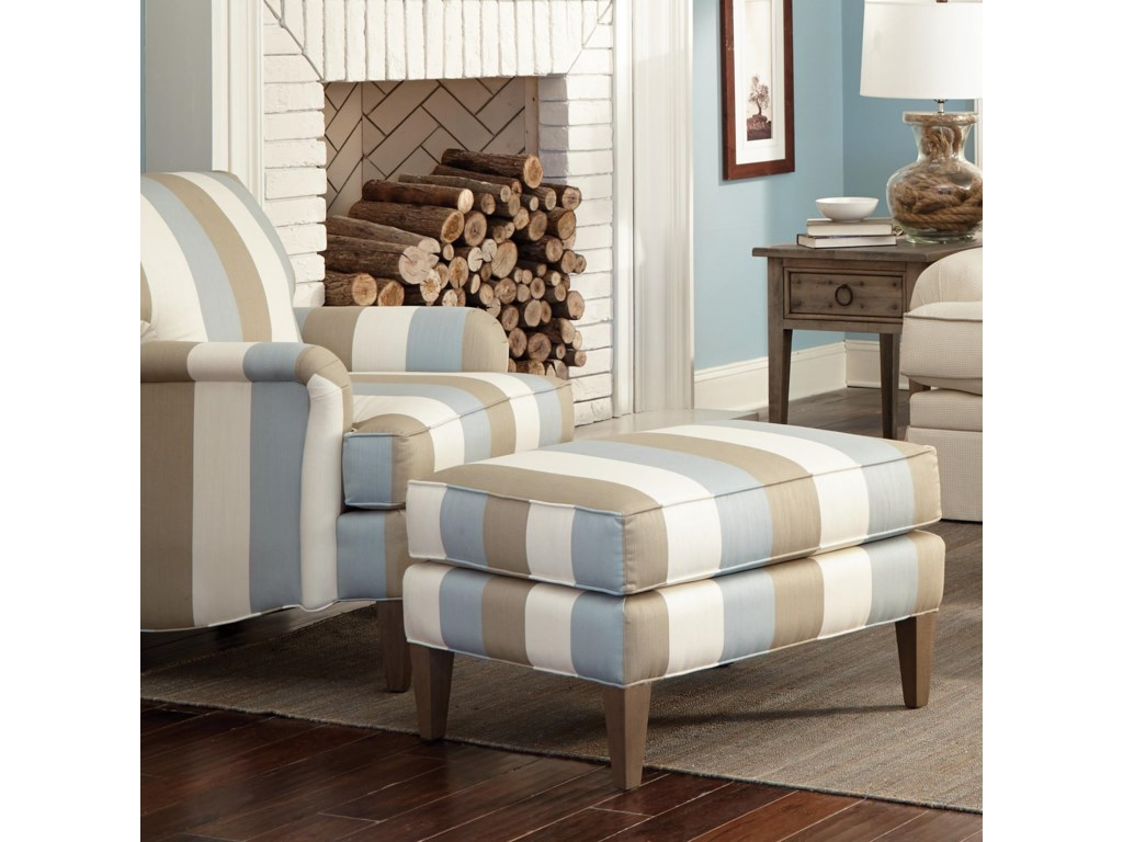 Craftmaster Accent ChairsChair & Ottoman