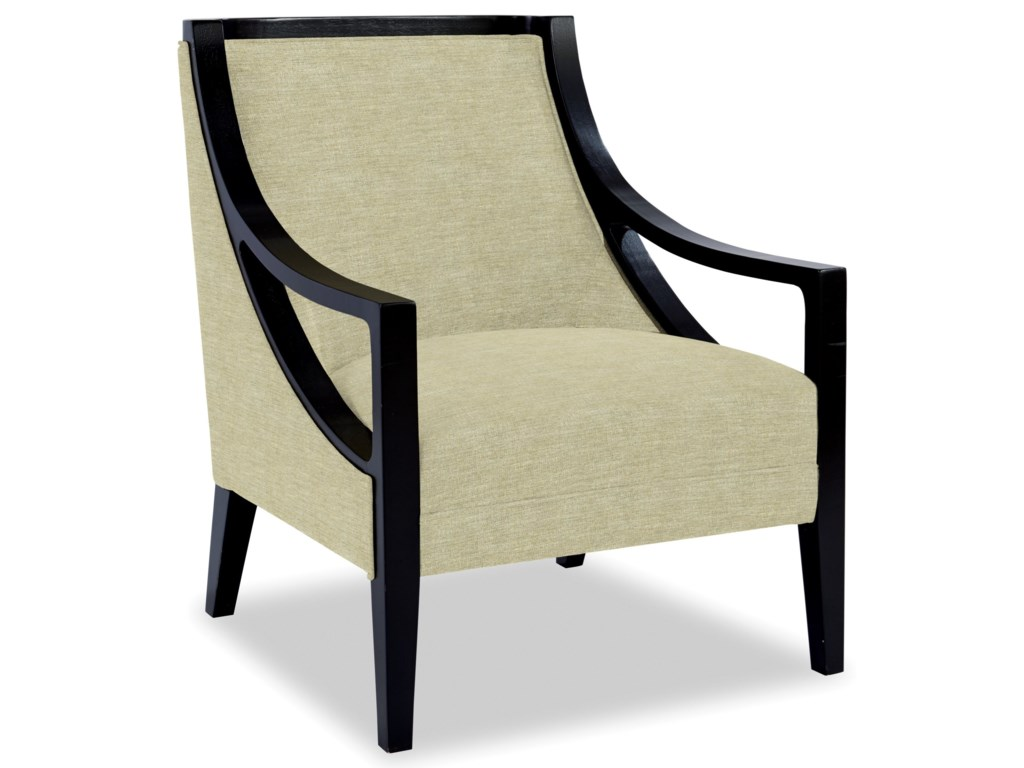 Craftmaster Accent ChairsExposed Wood Chair