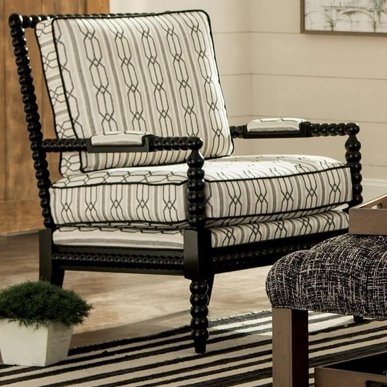 Craftmaster Accent ChairsExposed Wood Chair ...