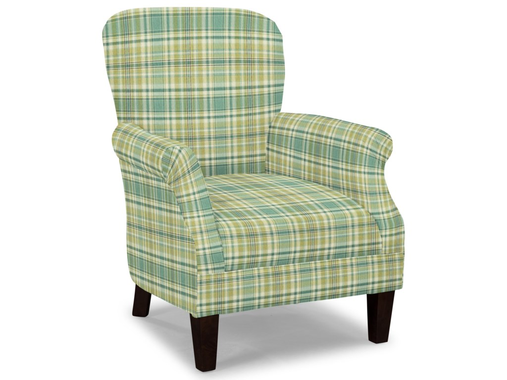 Craftmaster Accent ChairsTight Back Accent Chair