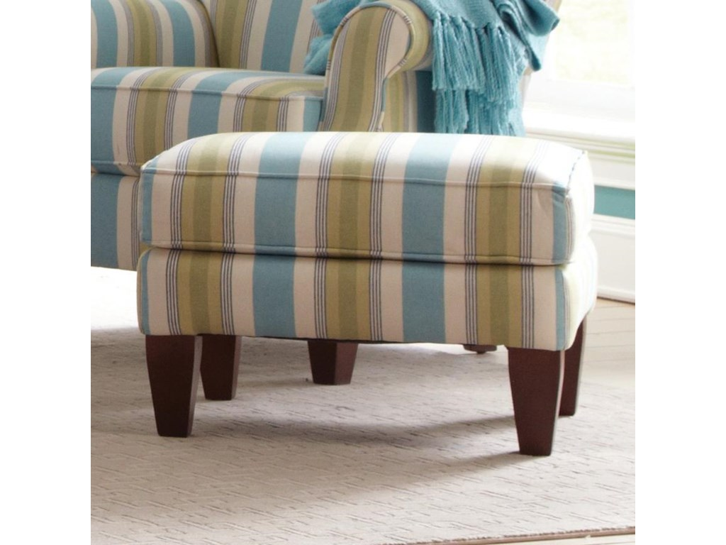 Craftmaster Accent ChairsOttoman
