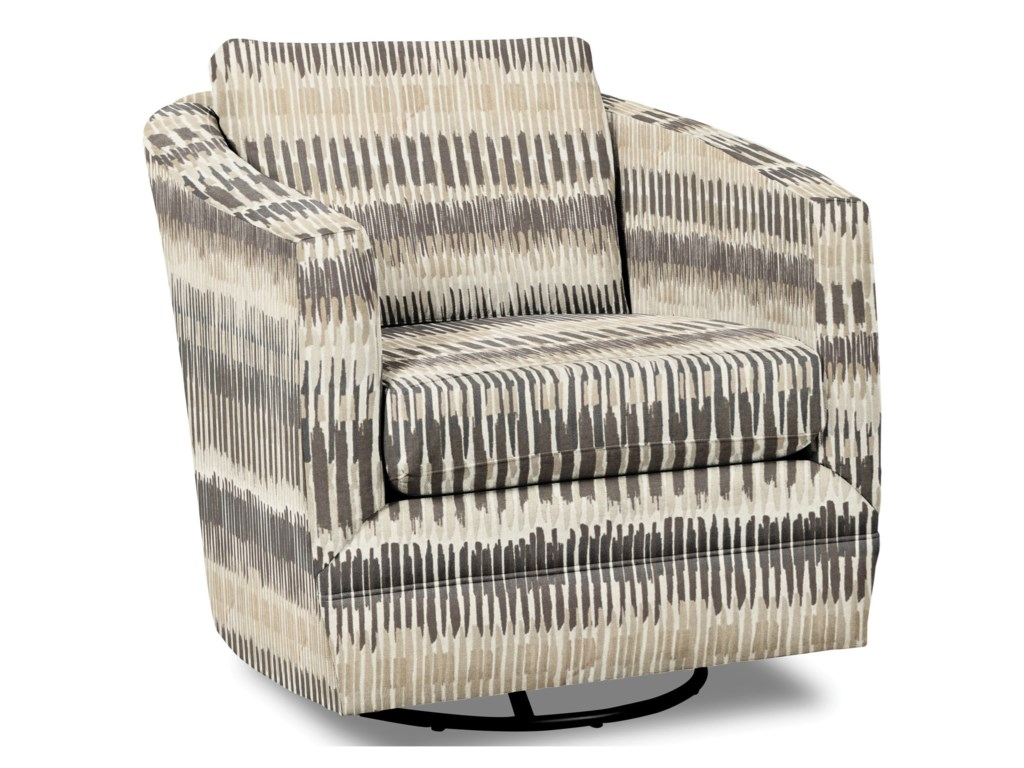 Craftmaster Accent ChairsSwivel Chair