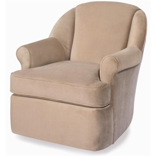 Cozy Life Accent Chairs Swivel Upholstered Chair