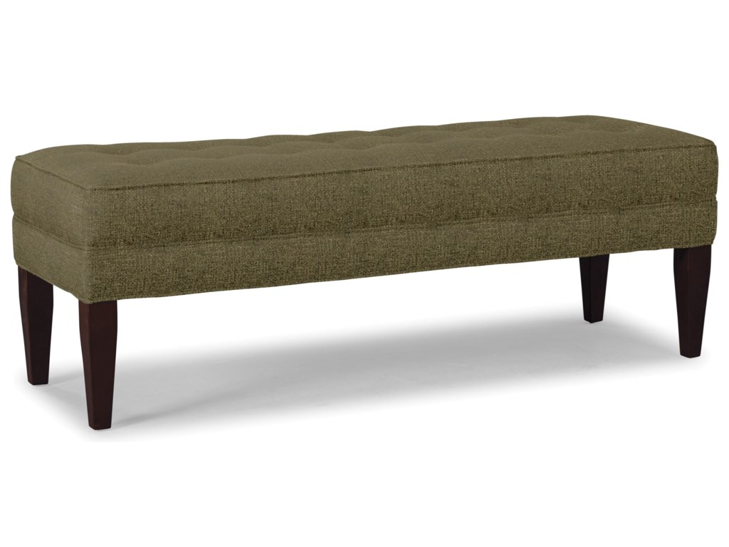 Craftmaster Accent OttomansBench Cocktail Ottoman