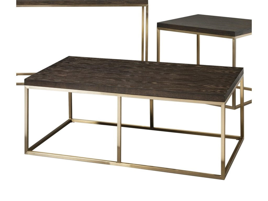 Craftmaster Craftmaster Accent TablesRectangular Cocktail Table
