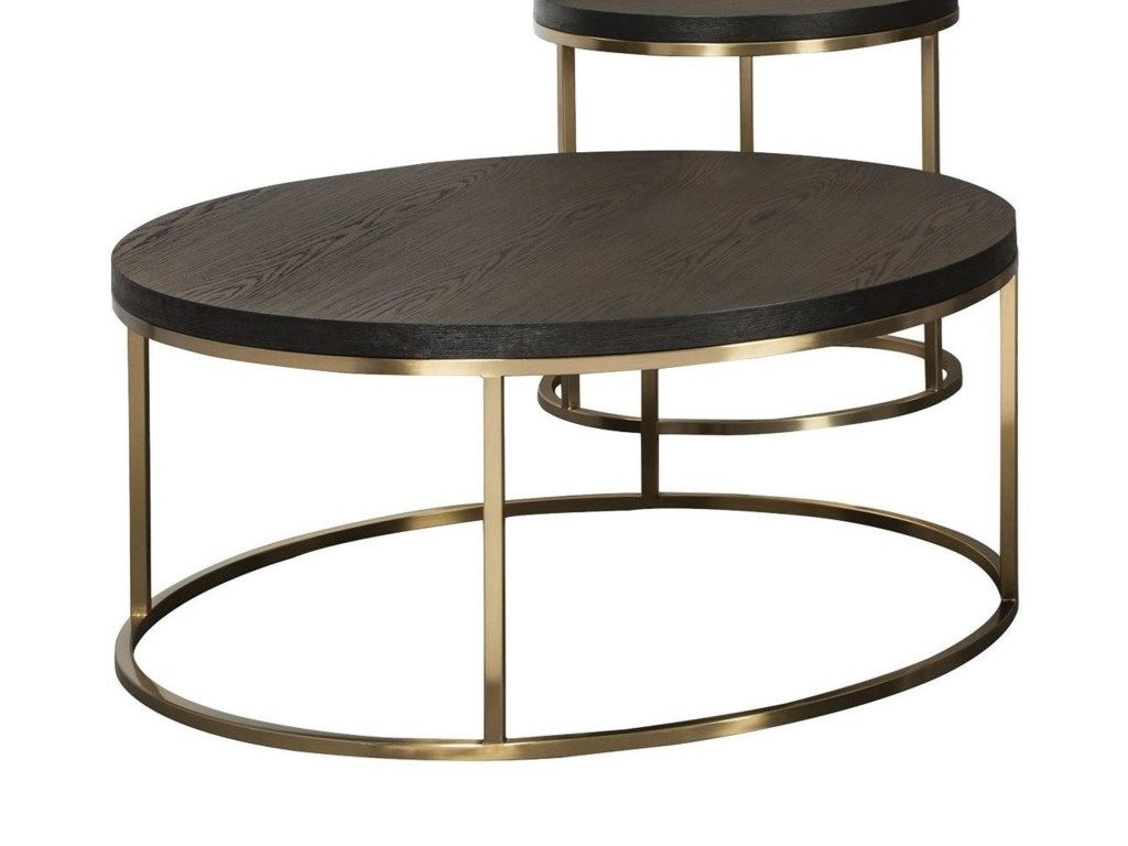 Craftmaster Craftmaster Accent TablesRound Cocktail Table