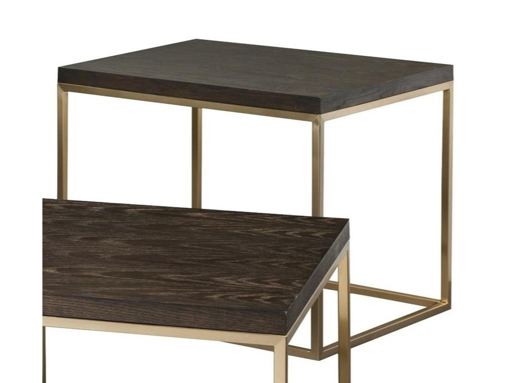 Craftmaster Craftmaster Accent TablesRectangular End Table