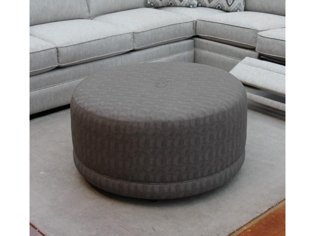 Craftmaster F9 Custom CollectionCulpepper Cocktail Ottoman