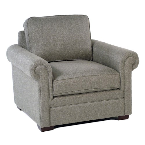 Cozy Life F9 Custom Collection Romance Stationary Upholstered Chair