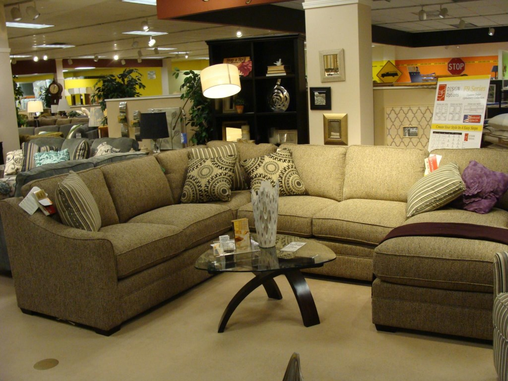 Craftmaster F9 Custom CollectionCustomizable 4 Pc Sectional Sofa