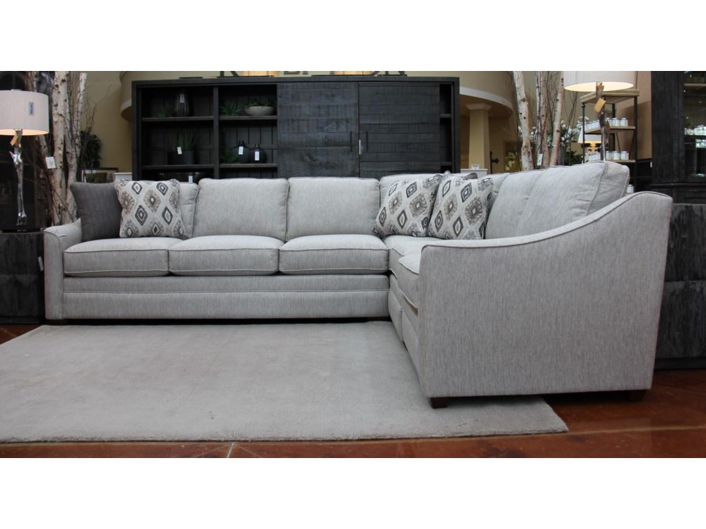 Craftmaster F9 Custom CollectionKaydence 2 Piece Sectional