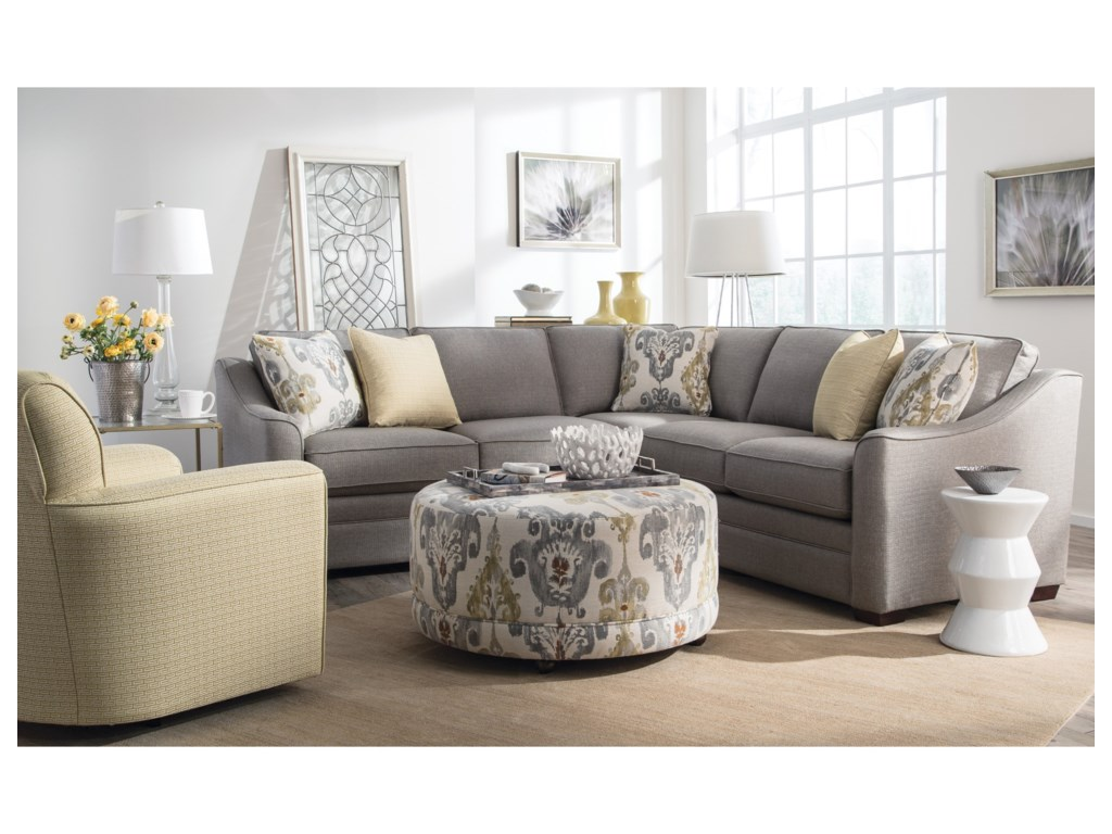Craftmaster F9 Custom CollectionLiving Room Group